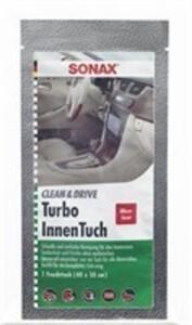 SONAX 413000 Clean&Drive TurboInnenTuch 40x50cm 1 Stück