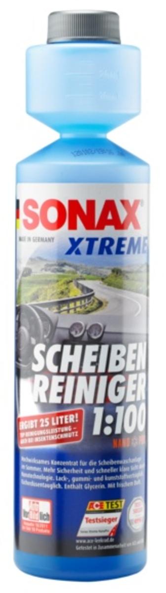 Bild 2 von SONAX 271141 XTREME ScheibenReiniger 1:100 NanoPro 250 ml