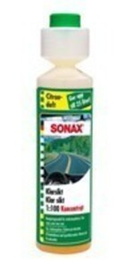 SONAX 373141 KlarSicht 1:100 Konzentrat Lemon-fresh 250 ml