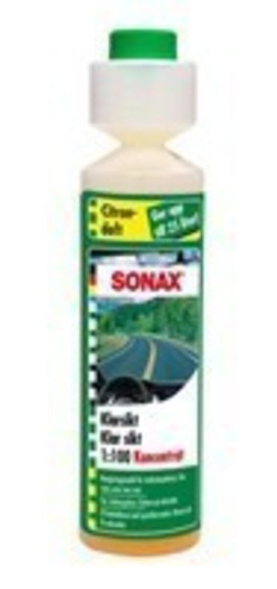 Bild 1 von SONAX 373141 KlarSicht 1:100 Konzentrat Lemon-fresh 250 ml