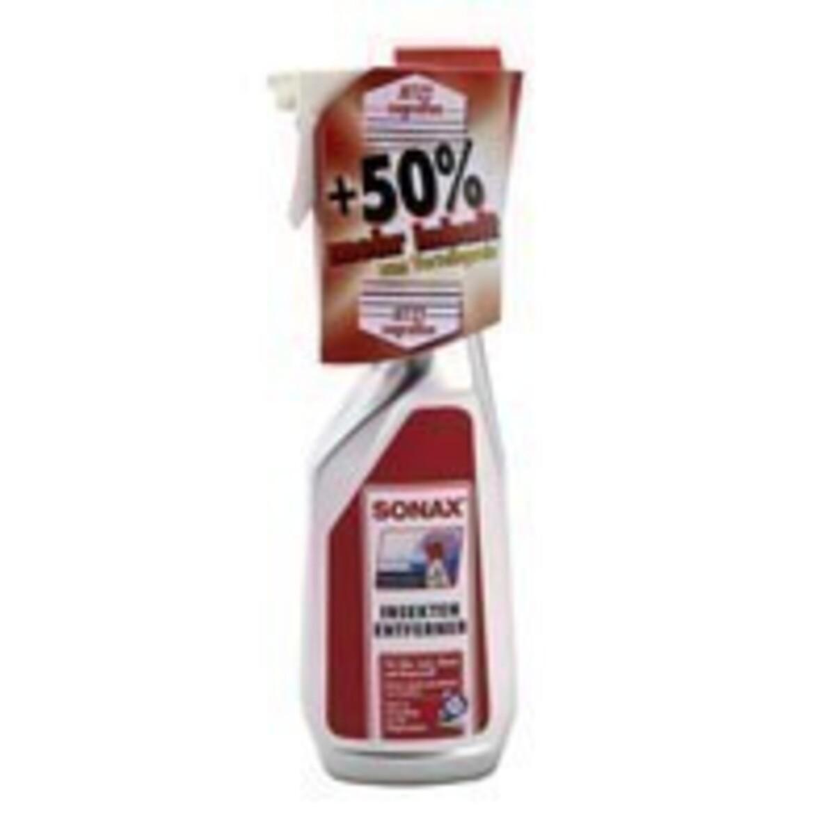 Bild 1 von SONAX 533400 InsektenEntferner Aktionsflasche 750 ml