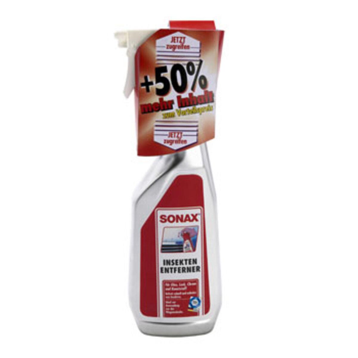 Bild 2 von SONAX 533400 InsektenEntferner Aktionsflasche 750 ml