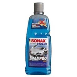 SONAX 215300 XTREME Shampoo 2 in 1, 1l