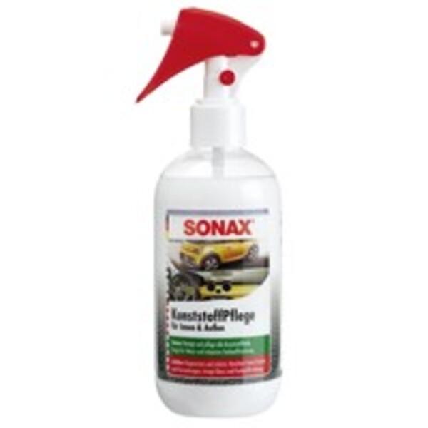 SONAX 205141 KunststoffPflege Innen & Außen, 300 ml