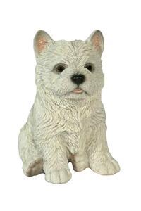 """Casa Collection - Hund """"Cesar"""" weiß"""