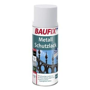 Baufix Metallschutzlack - Brilliantweiß