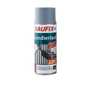 Baufix Grundierlack - Grau