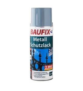 Baufix Metallschutzlack - Silbergrau