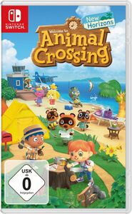 Nintendo Animal Crossing: New Horizons(Switch)