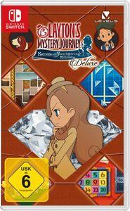 Nintendo Layton`s Mystery Journey: Katrielle und die Verschwörung der
