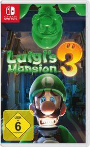 Nintendo Luigis Mansion 3 (Switch)