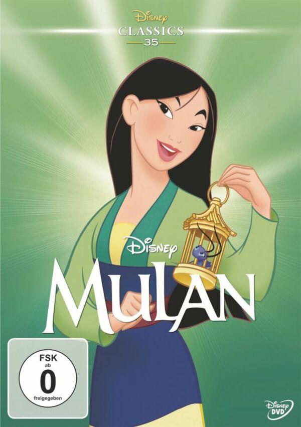 Film Mulan Disney Classics