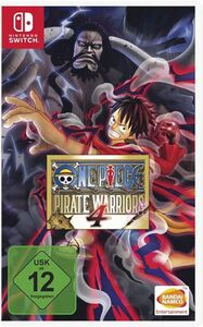 Gaming One Piece: Pirate Warriors 4 (Switch)