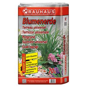 BAUHAUS Blumenerde