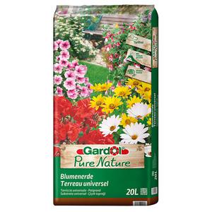 Gardol Pure Nature Blumenerde