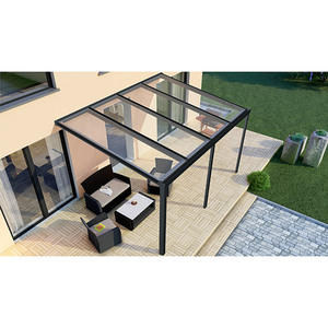 Terrassenüberdachung Sixty Edition