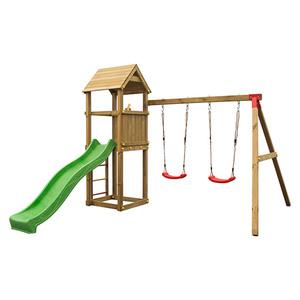 Kiehnholz Kinderspielturm