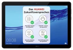 Huawei MediaPad T5 10' WiFi schwarz Tablet (Octa-Core, 3 GB RAM, 32 GB, Android 8, 53010JTQ (53010DJF))
