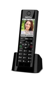 AVM FRITZ!Fon C5 (DECT, HD-Telefonie, Mediaplayer, Smart-Home-Steuerung)