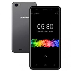 Swisstone SD 530 Dual-SIM schwarz Smartphone (5,0 Zoll, 16 GB, 8 MP, 2.000-mAh, Quad-Core)