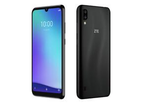 ZTE Blade A5 2020 black Smartphone (6 Zoll, 32 GB, 13 MP + 2 MP, Dual-Kamera, 3.200-mAh, Octa-Core, schwarz)