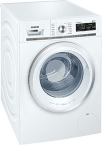 SIEMENS WM14W59A Waschmaschine (Aquastop, Beleuchtung, 8 kg, A+++, 1400 U/min, Display, iQdrive, Restzeit-Anzeige, Endezeit-Vorwahl)