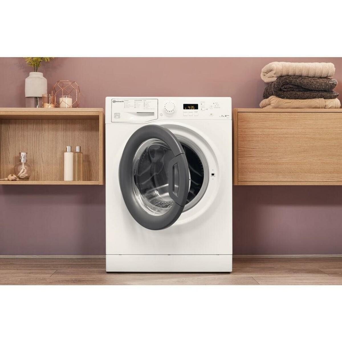 Bild 4 von BAUKNECHT FWM 7F4 Waschmaschine (7 kg, 1400 U/min., A+++, Wolle, Anti-Allergie)