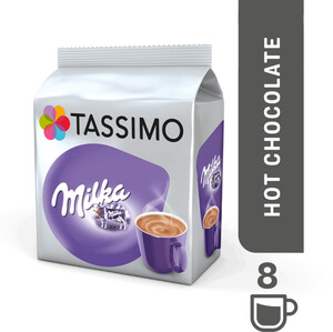 TASSIMO Choco Milka T Discs (für 8 Tassen à 225 ml)