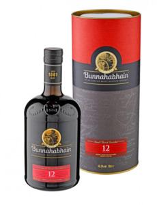 Bunnahabhain Whisky 12y, Großbritannien, 700ml