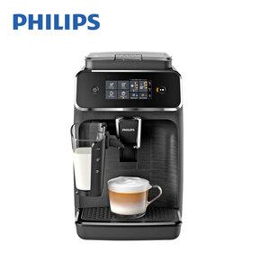 Kaffee-Vollautomat EP2230/10 • aromatischer Kaffee dank intelligenten Brühverfahrens • 20.000 Tassen langanhaltende Leistung dank Keramik-Scheibenmahlwerk