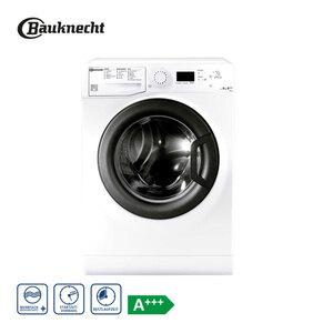 Waschautomat HWM 8F4 • Wolle, wie von Hand gewaschen • Sonderprogramme: u. a. Anti-Allergie-Plus, Antiflecken 20 • Maße: H 85,0 x B 59,5 x T 60,5 cm • Energie-Effizienz: A+++ (Spektrum: A+++