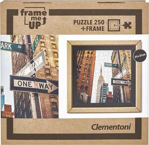 IDEENWELT Clementoni Puzzle One Way