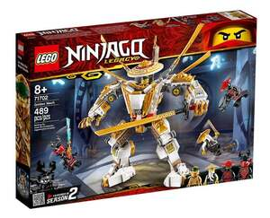 LEGO 71702 Goldener Mech