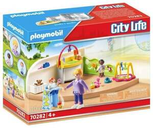 Playmobil City Life Krabbelgruppe 70282