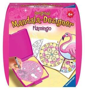 Ravensburger Mini Mandala-Designer Flamingo