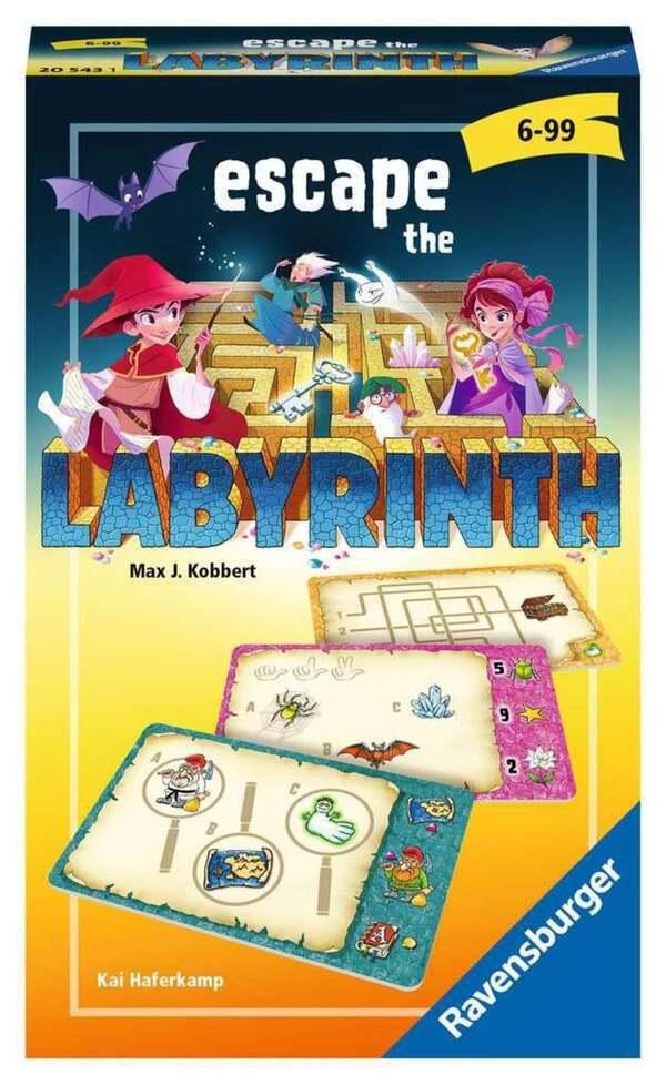 Ravensburger Escape the Labyrinth