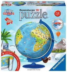 Ravensburger 3D Puzzle Kinder Globus