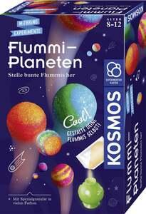Kosmos Flummi-Planeten