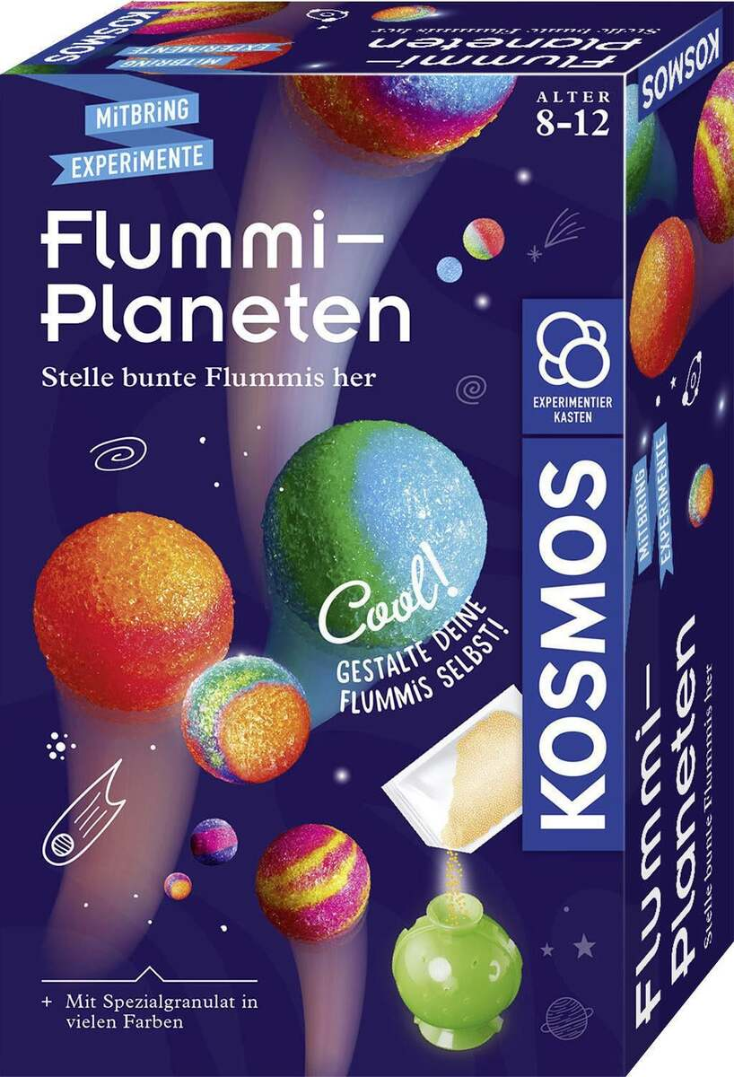 Bild 1 von Kosmos Flummi-Planeten