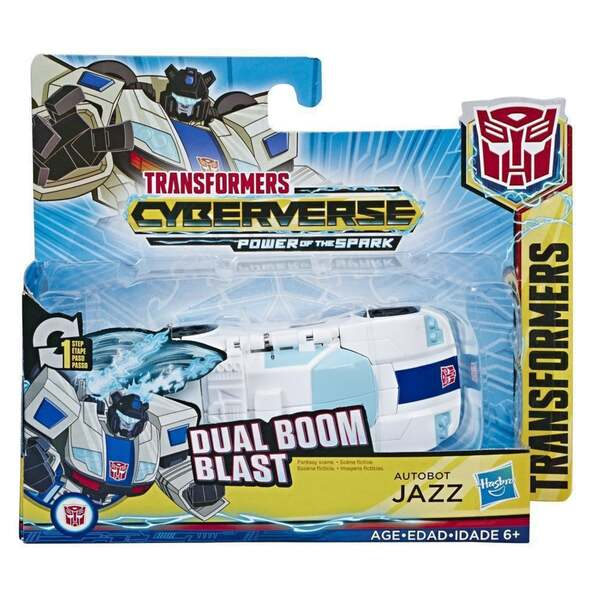 Hasbro Transformers Cyberverse Action Attackers: 1-Step