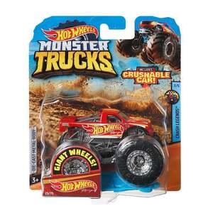 Mattel Hot Wheels Monster Truck 1:64