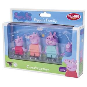 BIG Bloxx Peppa Pig Family