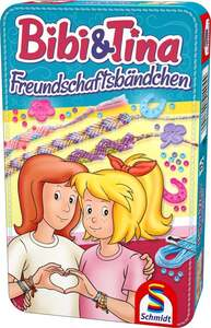 Schmidt Spiele Bibi&Tina Freundschaftsbändchen