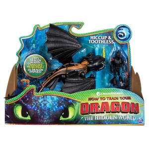 Spin Master Dragon & Viking Spielfiguren Set