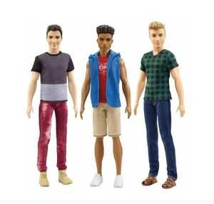Mattel Ken Fashionistas Puppen, Sortiment