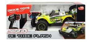 Dickie Toys RC Toxic Flash Spielzeugauto mit Funkfernsteuerung