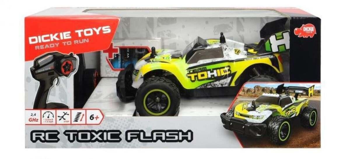 Bild 1 von Dickie Toys RC Toxic Flash Spielzeugauto mit Funkfernsteuerung