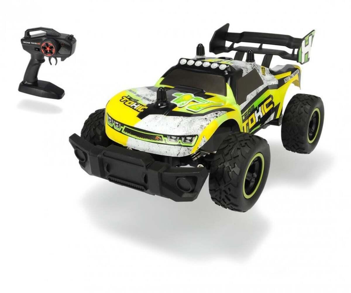 Bild 2 von Dickie Toys RC Toxic Flash Spielzeugauto mit Funkfernsteuerung