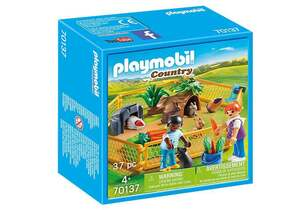 Playmobil Kleintiere im Freigehege 70137