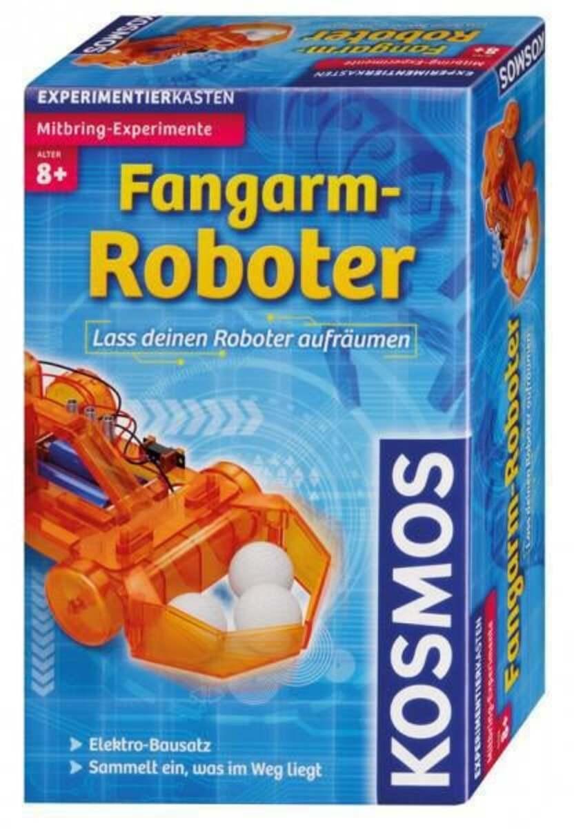 Bild 1 von Kosmos Experimentierkasten Fangarm-Roboter